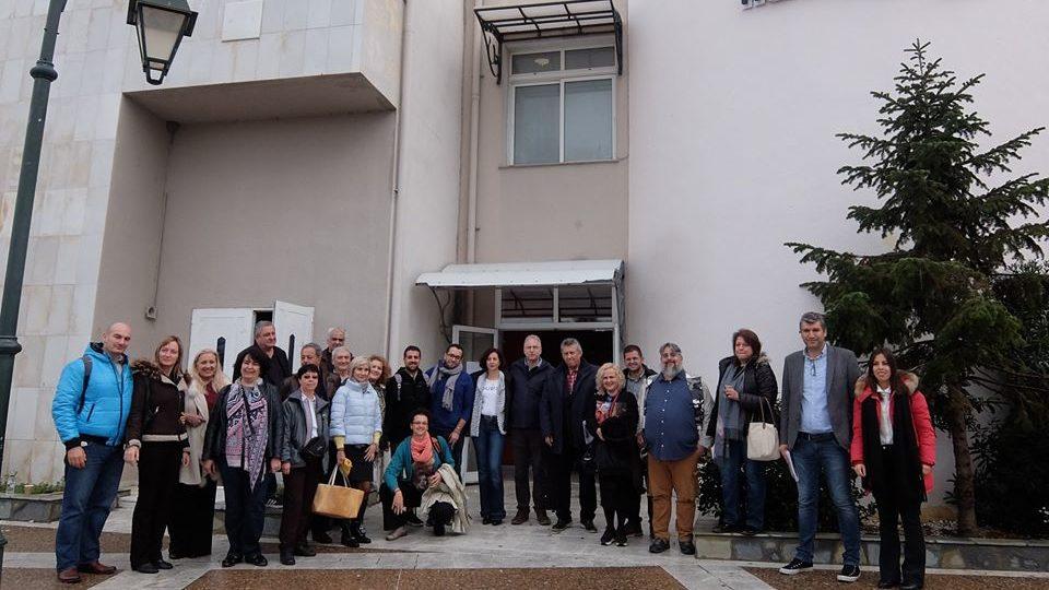 EU BORDER COMMUNITIES: un viaggio al confine tra Grecia e Macedonia